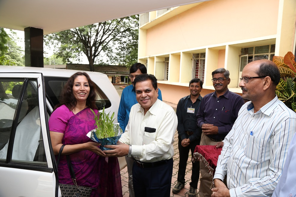 CNP Visit of Ms. Mamta Singh , Chief Vigilance Officer, SPMCIL